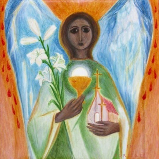 Eucharistische Engel