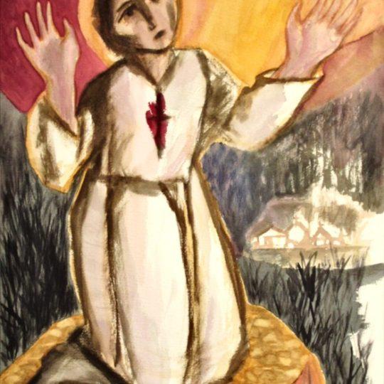 Gebed uit de woestijn, voor de wereld in nood